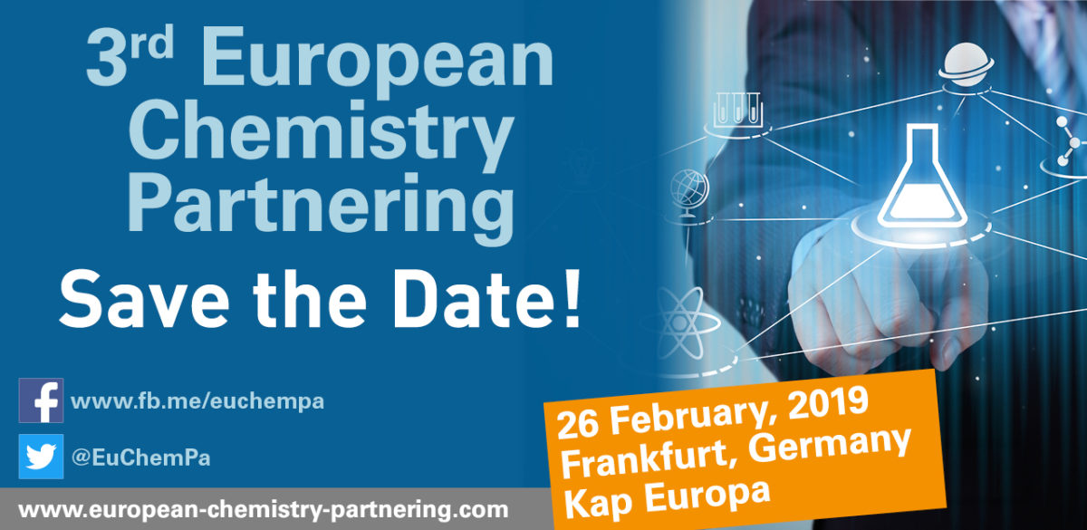 More than 1,000 decision-makers from the chemistry industry and its related industries expected