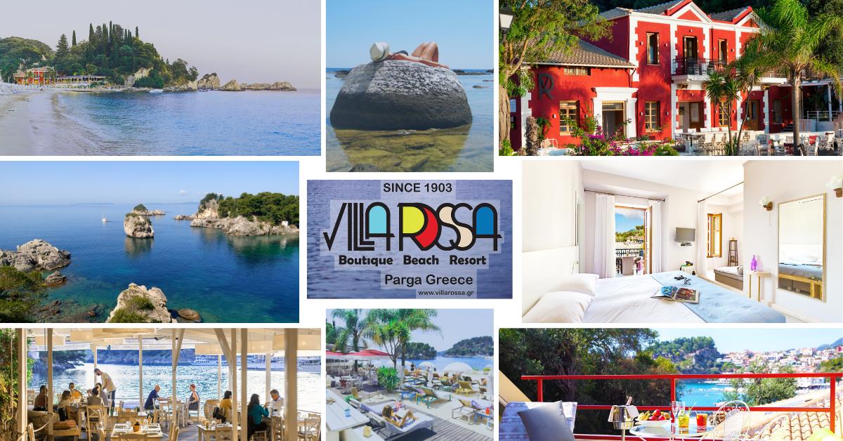 Villa Rossa: A Hidden Multicultural Beach Paradise